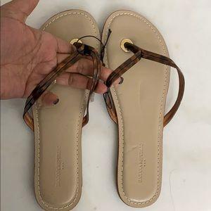 Banana republic brown sandals